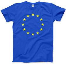 European Mens Unisex T-Shirt