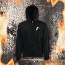 Hooded zipper Dickies, Noir, tailles s - 5xl