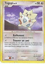 """Carte Pokemon """" TOGEPI """" Niveau 4 Duels au Sommet PV 50 88/106  VF"""