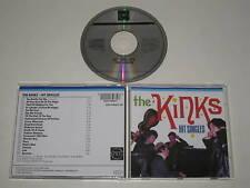 THE KINKS/HIT SINGLES (PRT 2292-43968-2) CD ALBUM
