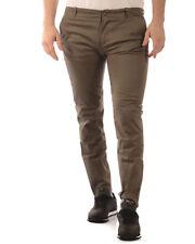 Pantalones Daniele Alessandrini Pantalón -50% Marrón Para Hombre