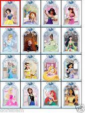 Edible Top- 16 Disney Princess Window Scenes -Wafer/ Icing -Cupcake Topper