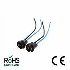 T10 W5W 501 505 507 Capless Wedge Bulb Holder Socket Fitting PreWired 6v 12v 24v