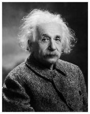 Albert Einstein 1947 Portrait Silver Halide Photo Free Shipping