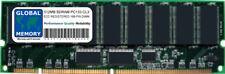 512MB PC133 133MHz 168-PIN ECC REGISTERED RDIMM SERVER/WORKSTATION MEMORY RAM