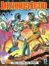 LAZARUS LEDD N. 10 1994 - FINO ALLA FINE DEL MONDO - STAR COMICS - OTTIMO