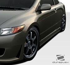 06-10 Honda Civic 2DR B-2 Duraflex Side Skirts Body Kit!!! 106856