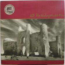 U2 The Unforgettable Fire NORWAY ORG LP Minty Fresh! BONO The EDGE