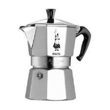 CAFFETTIERA MOKA EXPRESS MACCHINETTA CAFFE' TRADIZIONALE BIALETTI 1-2 TZ