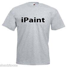 Painter Mens T Shirt 12 Colours  Size S - 3XL