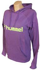 NEU HUMMEL Classic Bee Womens Hoodie GR S Damen Sweatshirt lila dewberry 36 38
