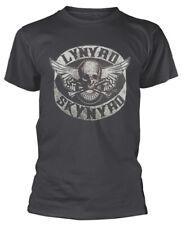 "Lynyrd Skynyrd ""Biker Parche' - Camiseta Nuevo Y Oficial!"