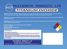 Titanium Dioxide TR-33 TiO2 Rutile White Pigment Dye