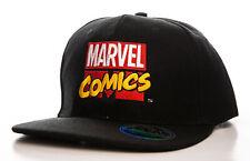 Officially Licensed Marvel Comics Retro Adjustable Size Snapback Cap