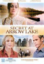 Secret at Arrow Lake DVD RAD DETAIL SHIP NEXT DAY ALI FAULKNER HOWELL PFEIFFER D