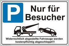 Schild Parkverbot Parkplatz Warnschild Parkverbotsschild Parken verboten P20+