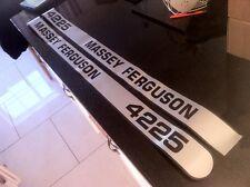 MASSEY Ferguson 4200 Series TRATTORE Adesivi / Decalcomanie