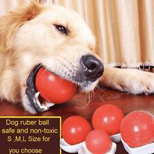New listing Dog Training Pet Supplies Chew Toy Bouncing Balls Dog Rubber Ball Pet Molar