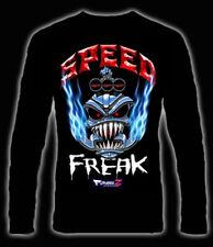 SPEED FREAK LONG SLEEVE T-SHIRT MAD MAX  CRUSTY DEMONS OF DIRT S M L XL 2XL