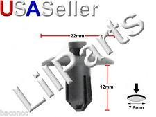 Bumper Fender Hood Insulation Push Retainer A22101 Audi Q5 TT A4 A8n 4D0807300