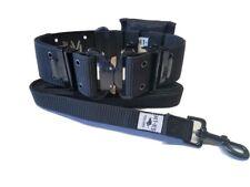 M1-K9 Tactical Dog Collar, AustriAlpin Metal Cobra Buckle, Black, Generation 3