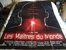 AFFICHE  S-FICTION / SUTHERLAND....LES MAITRES DU MONDE