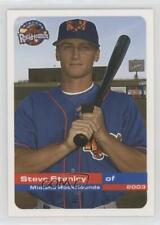 2003 Grandstand Midland RockHounds #12 Steve Stanley Baseball Card