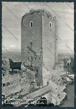 Vicenza Montecchio Maggiore foto cartolina B8457 SZG