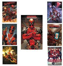Deadpool Poster Choose Your Poster 24x36 Marvel Comics Wade Wilson X-Men Mutants