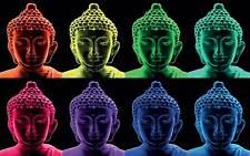 Affiche poster bouddha design réf 13 ( 3 dimensions, papier mat ou papier photo)