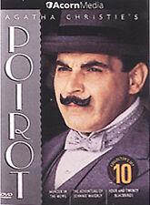 Agatha Christie's POIROT-Collector's Set Volume 10-SEALED DVD-UNBEATABLE PRICES