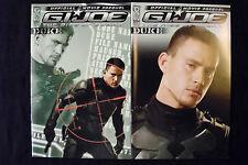 G.I. Joe The Rise of Cobra Prequel  # 1  (Lot of 5 copies)