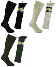 Kilt Socks Mens Kilt Socks Scottish Highland Kilt Socks Black Natural Kilt Socks