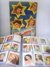 ARTISTI DEL CINEMA-ASTRA 1951-FIGURINA a scelta (1/200)-STICKER at choice-Rec.