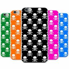 Pirate Skull & Cross Bones Jolly Roger Hard Case Phone Cover for Huawei Phones