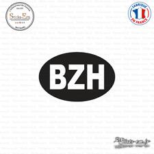 Sticker Logo BZH Decal Aufkleber Pegatinas D-458 Couleurs au choix