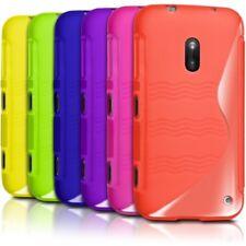 Housse Coque Etui S-Line Couleur pour Nokia Lumia 620 + Film de Protection