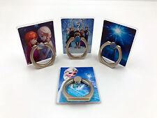 Disney Frozen Elsa Universal 360 Rotating Finger Grip Ring Stand/Holder/Mount