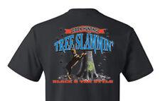 T-shirt Shirt Adult Youth Kids Hunt Coonhound Dog Hunting Coon Black&Tan Slammin