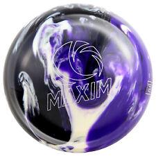 Bowling Ball Ebonite Maxim Purple Haze 6-15 lbs, Bowlingkugel für Spare & Strike