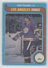 1979-80 O-Pee-Chee #352 Robert Palmer Los Angeles Kings Hockey Card