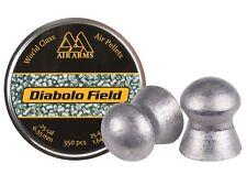 Air Arms Diabolo Field Air Rifle Pellets .25 CAL Full tins or sample packs