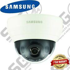 Samsung 2MP Full HD 1080P IP Network IR LED PoE Internal Dome CCTV Camera