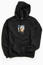 TUPAC 2PAC PHOTO Pullover Hoodie Sweatshirt NEW 100% Authentic