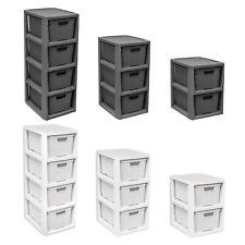 Aufbewahrungsbox Behälter Kisten Körbe Korbregal Boxenregal Boxenturm Grau Weiß