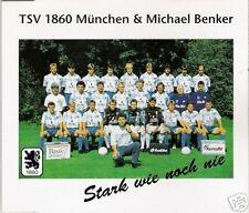 MCD / TSV 1860 München & Michael Benker / Selten /