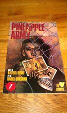 PINEAPPLE ARMY #1 Kazuya Kudo NAOKI URASAWA Viz Mini Series '88 Manga Comic Book