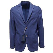 2281Q giacca AT.P.CO. ALAN blu giacca uomo jacket men
