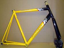 "Villiger Davida alu 7005 28"" vélo de course cadre taille 62 CM avec fourche cadre NEUF"