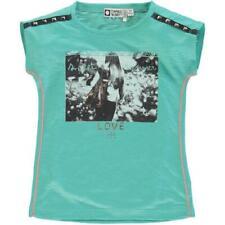 Tumble N Dry Beaudline girls mid tee T-Shirt dark mint